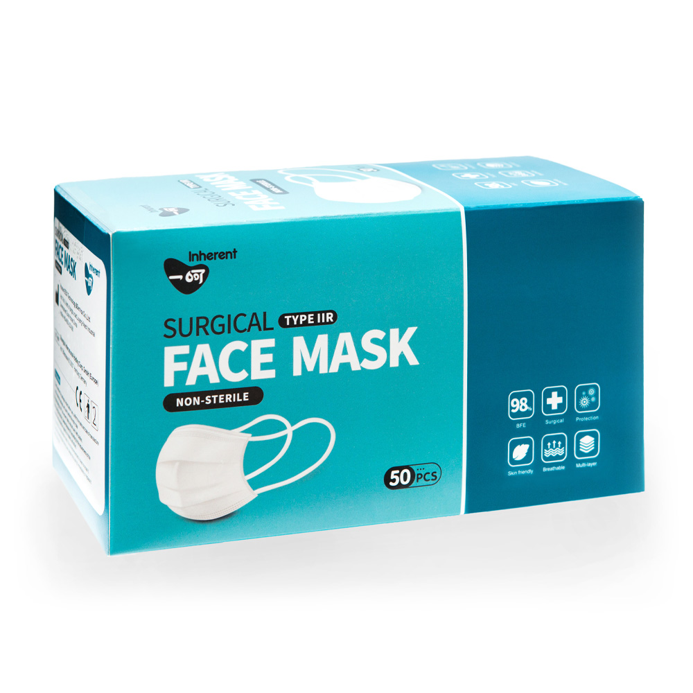 IIR Face Mask 50box
